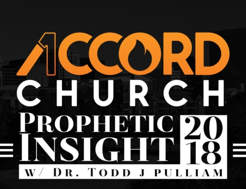 Prophetic Insight 2018